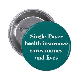 El solo seguro médico del pagador puede ahorrar el