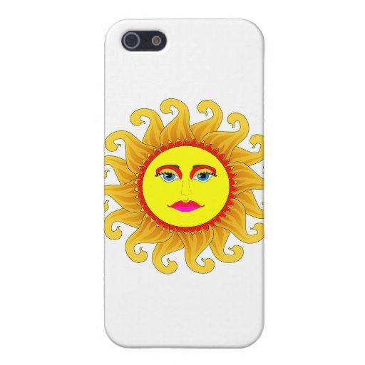 el solsticio de verano iPhone 5 funda