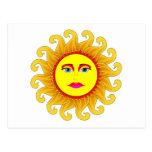 el solsticio de verano postales