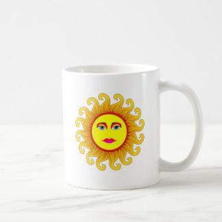 el solsticio de verano taza de café