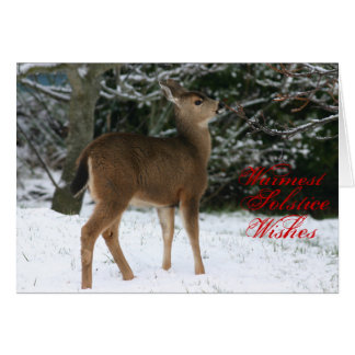 El solsticio más caliente desea la tarjeta de feli