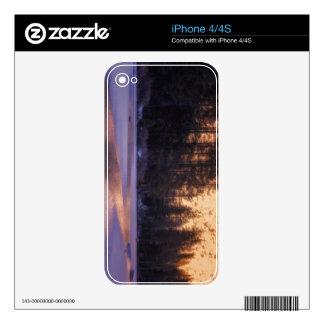 El soñar despierto iPhone 4S calcomanía