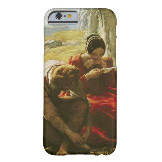 El soneto, 1839 (aceite en el panel) funda de iPhone 6 barely there