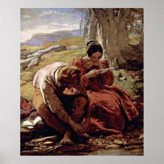 El soneto, por Guillermo Mulready Impresiones
