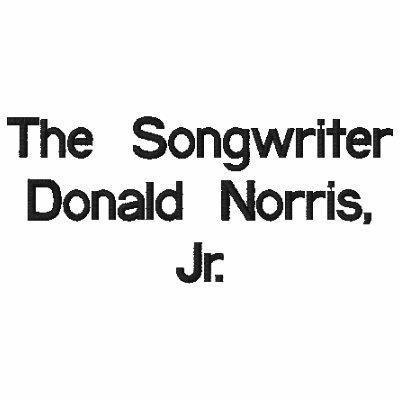 El SongwriterDonald Norris, Jr.