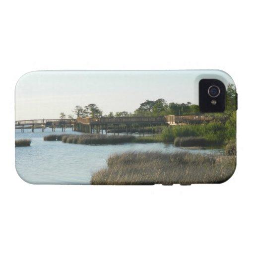 El sonido de Outer Banks iPhone 4/4S Carcasa