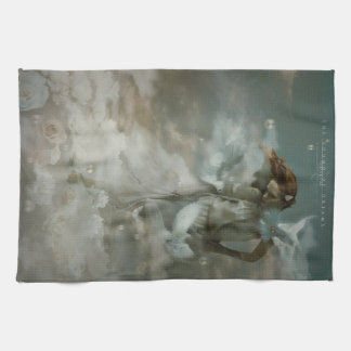 El sonido de sueños toalla de mano