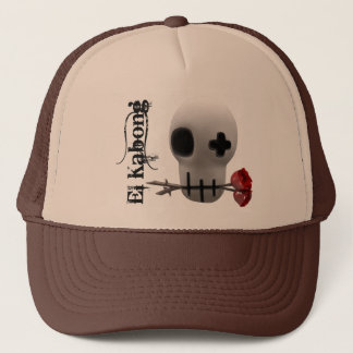 el soon, El-Kabong-11 Trucker Hat
