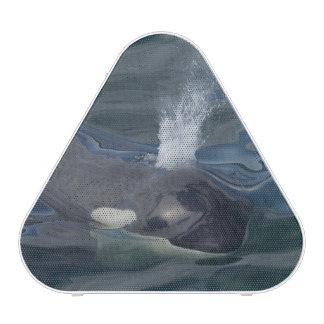 El soplar de la orca altavoz bluetooth