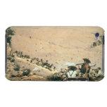"""""""El soporte"""", c.1900 (aceite en lona) iPod Case-Mate Cobertura"""