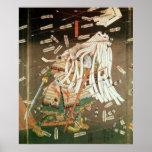 El soporte pasado del clan de Kusanoki Impresiones
