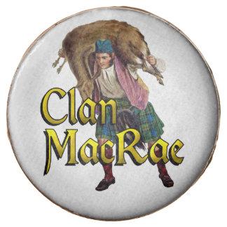 El sorprender ideal escocés de MacRae del clan