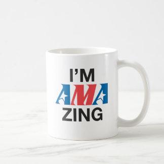 El sorprender taza de café