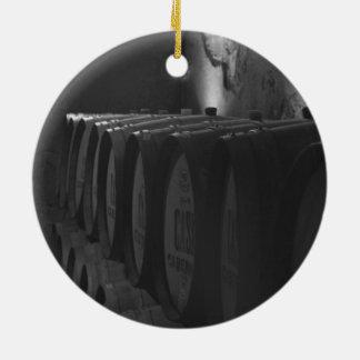 El sótano adorno de navidad
