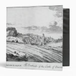 "El Southside del castillo de Edimburgo Carpeta 1 1/2"""