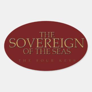 El Sovereign del pegatina del logotipo de los