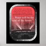 El SP riega… el carbón del futuro - el poster (sub