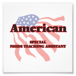El Special americano necesita al profesor ayudante Cojinete