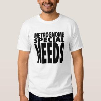 El Special de Metrognome necesita la camiseta con Remeras