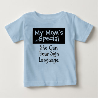 El Special de mi mamá Playera De Bebé