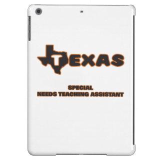 El Special de Tejas necesita al profesor ayudante Funda Para iPad Air