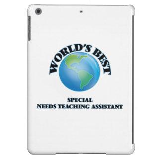 El Special del mundo necesita mejor al profesor Funda Para iPad Air