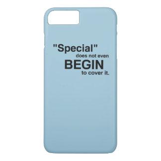 El Special incluso no comienza a cubrirlo Funda iPhone 7 Plus