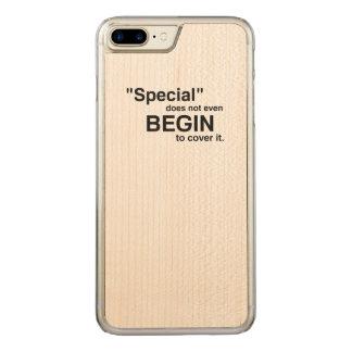 El Special incluso no comienza a él Funda Para iPhone 7
