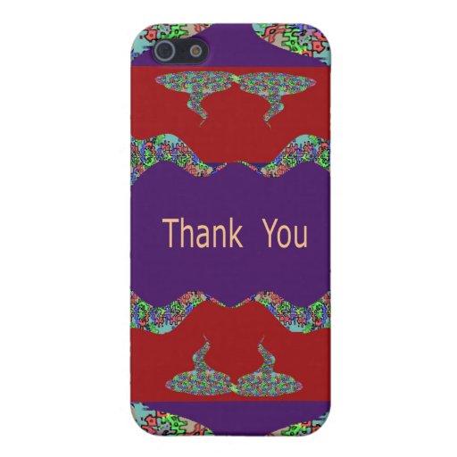 El Special le agradece - los labios orientales iPhone 5 Funda