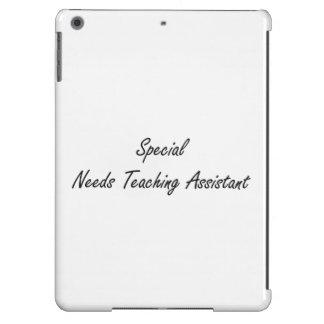 El Special necesita el trabajo artístico Desi del Funda Para iPad Air