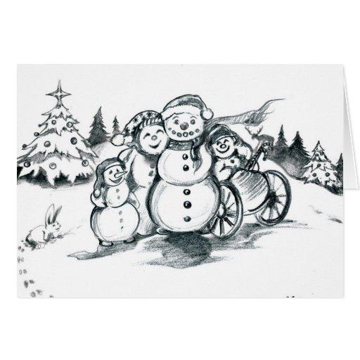 El Special necesita la tarjeta de Navidad del muñe