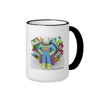 El Special necesita la taza del Supermom