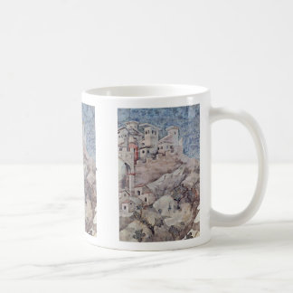 El St Francis da su capa Tazas De Café