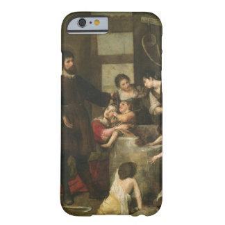 El St. Isidoro ahorra a un niño que había caído en Funda Para iPhone 6 Barely There