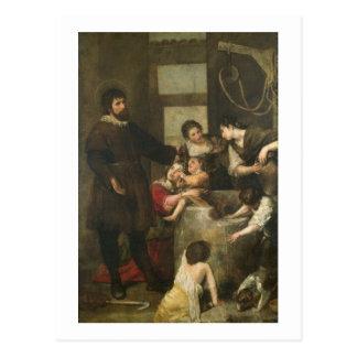 El St. Isidoro ahorra a un niño que había caído en Postales