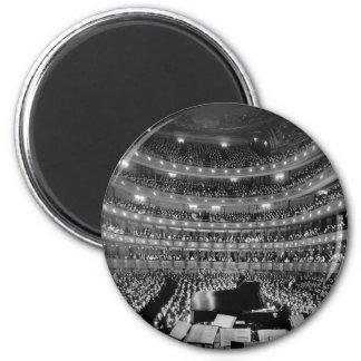 El St metropolitano anterior 1937 del teatro de la Imán Redondo 5 Cm