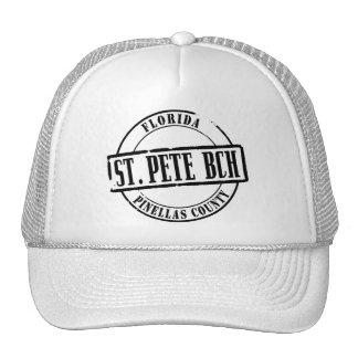El St. Pete BCH titula Gorra