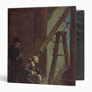 """El Stargazer, c.1863 Carpeta 1 1/2"""""""