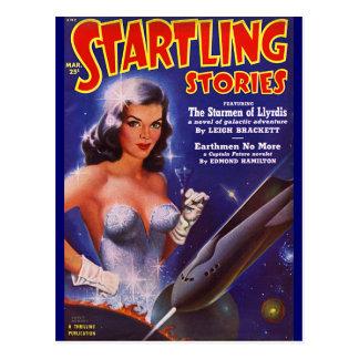 El Starmen de Llyrdis Tarjeta Postal
