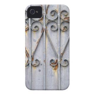 El steampunk del vintage modeló el caso del iPhone iPhone 4 Protectores