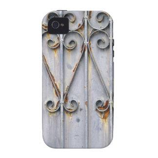 El steampunk del vintage modeló el caso del iPhone iPhone 4 Carcasa