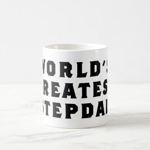 El Stepdad más grande del mundo Taza De Café