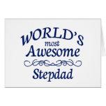 El Stepdad más impresionante del mundo Felicitacion