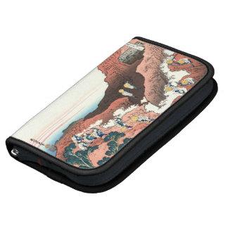 El subir en el monte Fuji Katsushika Hokusai Planificador
