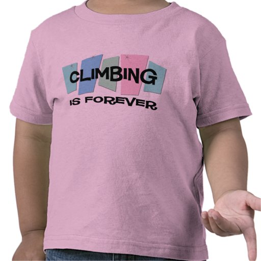 El subir es Forever Camisetas