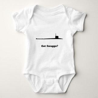 El submarino consiguió Swagga Playeras
