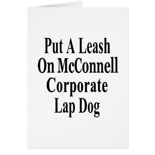 El subordinado del aceite de Mitch McConnell Koch  Tarjeton