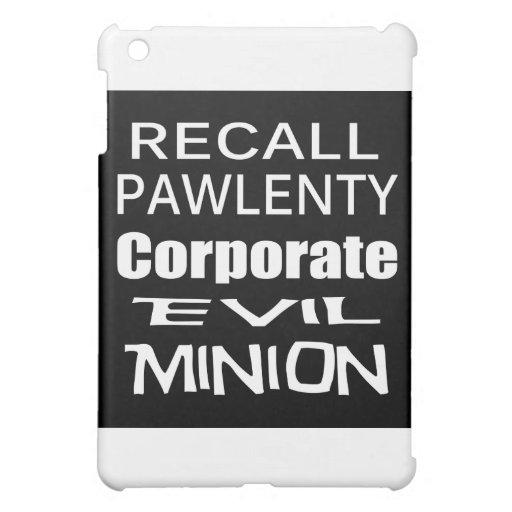 El subordinado malvado del aceite de Pawlenty Koch