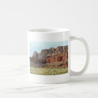 El sudoeste oscila el paisaje, Utah meridional, lo Tazas