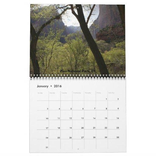 El sudoeste parquea el calendario 2010